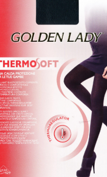 Golden Lady - Rajstopy Termosoft