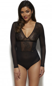 Gossard - Body 13009 Glossies Sheer lace