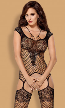 Obsessive - Body F229 teddy bodystocking