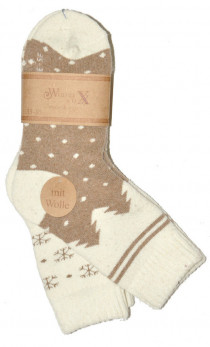 WiK - Skarpety 37842 Winter Sox A2'