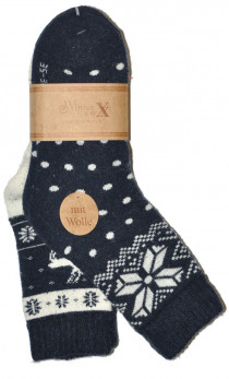 WiK - Skarpety 37835 Winter Sox A'2