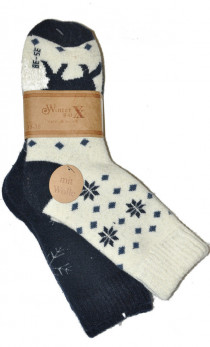WiK - Skarpety 37839 Winter Sox A'2