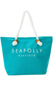 Seafolly - Torba plażowa 71147-BG Beach basic