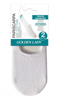 Golden Lady - Stopki 67F Pariscarpa cotton 2Pack