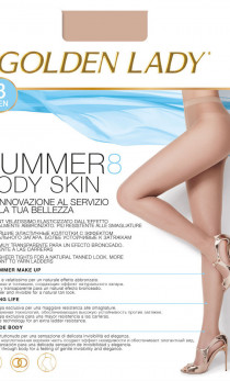 Golden Lady - Rajstopy Summer Body skin 8 den