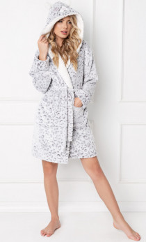 Aruelle - Szlafrok Wild Look bathrobe