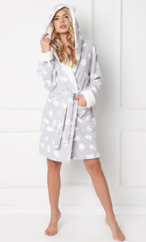 Aruelle - Szlafrok Polar bear bathrobe