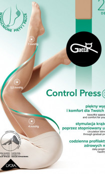 Gatta - Rajstopy Control press 20 den