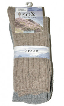 WiK - Skarpety 21700 Nature look sox A'2