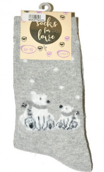 WiK - Skarpety 37721 Socks For love