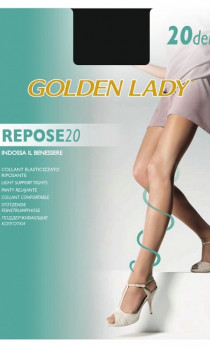 Golden Lady - Rajstopy Repose 20 den