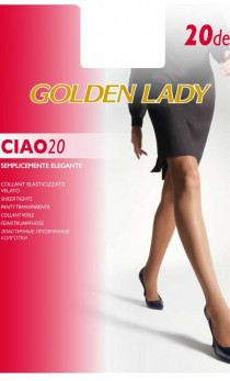 Golden Lady - Rajstopy Ciao 20 den