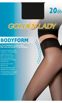 Golden Lady - Rajstopy Body form 20 den
