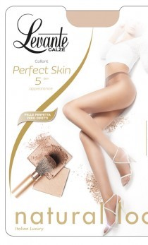 Levante - Rajstopy Perfect skin 5 den