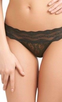 Btempt'd - Figi 970182 Lace kiss tanga