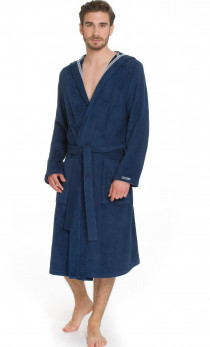 Taubert - Szlafrok 000925 212 Wellness hooded robe
